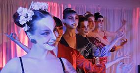 Video z módní přehlídky